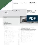 A10VO45 50 Series