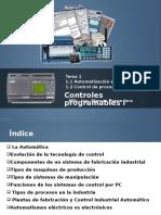 1.1 -Introducción a La Automatización en Ela Industria