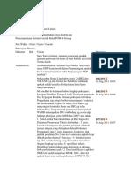 Pertanyaan Terhadap Dokumen Lelang Ulang