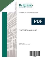 Completo Nutrición Animal Crende