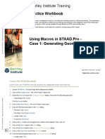OpenSTAADFundamentals_PracticeWorkbook1_GeneratingGeometry.pdf