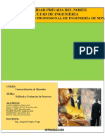 COMERCIALIZACION Rollback y Evaluacion de Proyectos