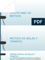 Struth and Tie Method