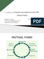 A Study on Customer Perception Towards SBI Mutual