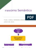 Clase T. Semántico - T. Pragmático Junio 2015