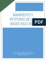 Petitorio Interno Eico 2016