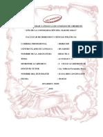 ACTIVIDAD N° 12 _ DIFERENCIA CONCEPTOS DENTRO DE LA UNIDAD DE APRENDIZAJE