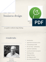 The Art of Business Design 2