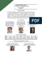 Managerial Economics (Siconolfi) FA2015