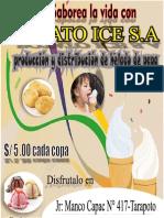 Potato Ice