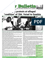Friday Bulletin 349
