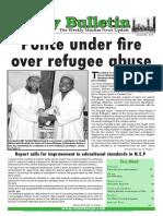 Friday Bulletin 373