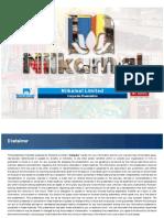 Nilkamal Company Profile