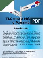 TLC Entre México y Panamá