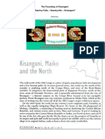 The Founding of Kisangani