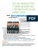 Form a to Cte 8 Secundaria Me