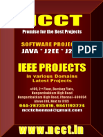 Final Year Projects, Java Projects - IEEE Transactions on Ethical Hacking
