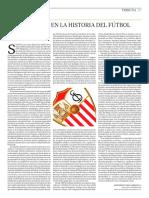 El Sevilla FC en La Historia Del Fútbol(1)