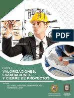 Brochure Valorizaciones Liquidaciones y Cierre de Proyectos 1