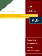 Leadership Effectiveness and Development Strategies - University of Minnesota