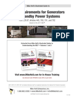 11 Generators and Standby Power Systems