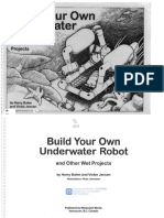 Build Your Own Underwater Robot