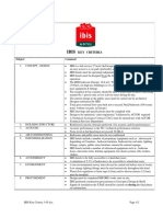 Ibis Technical Guidelines