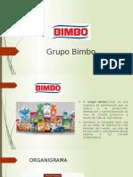 Cadena de suministros Bimbo