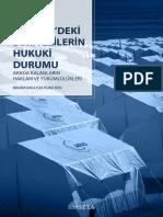 Turkiyedeki Suriyelilerin Hukuki Durumu PDF