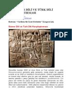 06-Sumer Dili Turk Dili