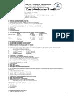 Mac - Cvp Handout