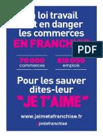 Affiche FFFranchise Juin 2016