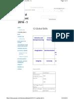 12 Global Skills