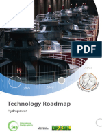 Technology Roadmap Hydropower