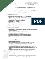 Información Cursos Nivel c1 Idioma Inglés