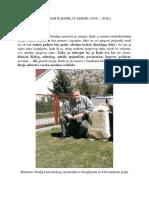 Nekrolog Radoslav Dodig