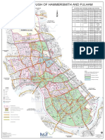 Parking Map for Hammersmith