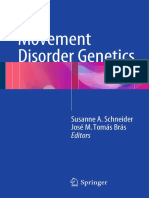 Movement Disorder Genetics 2015