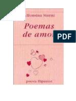 Alfonsina Storni - Poemas de Amor