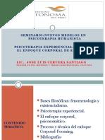 El Focusing Proceso Psicocorporal 2014