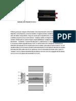 Manual Gps Tracker Tk 103(Esp)