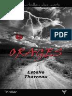 EXTRAIT du roman « Orages » d'Estelle Tharreau