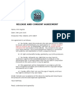 ident   release and consent agreement