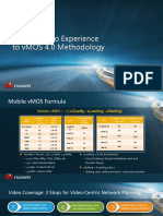 Mobile Video Experience to VMOS 4.0 Methodology