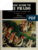 A Basic Guide to the Prado - A View of the Museum According to Styles (Art eBook)
