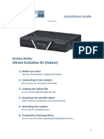 iDirect Evolution X1 Installation Guide.pdf