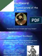 Blackbeard Powerpoint