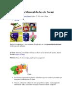 Ideas Fiesta