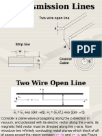 Lect 10 Transmission Lines