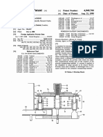 Powder Filling Machine Patent